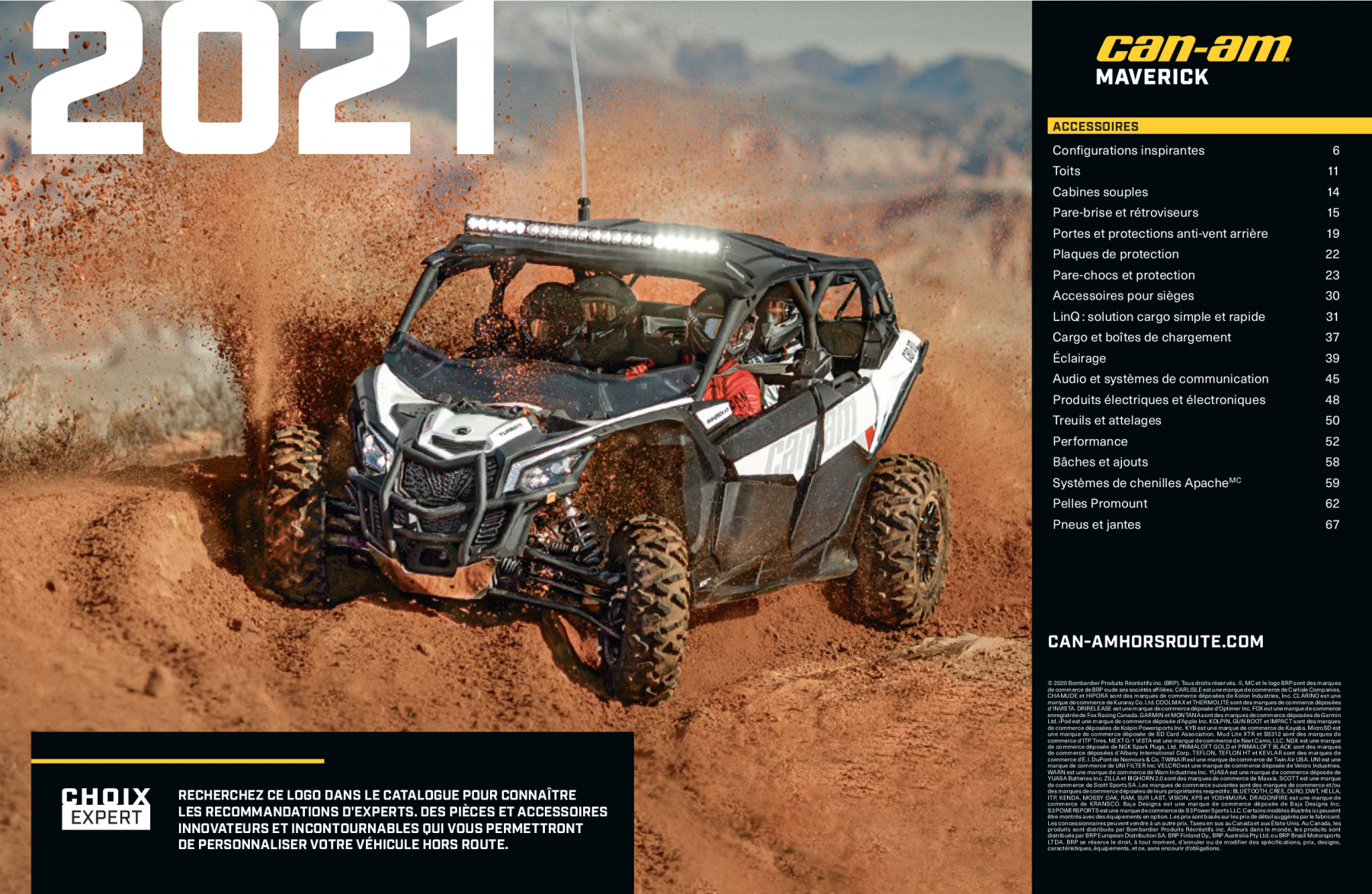 catalogue-accessoires-can-am-off-road-2021-maverick-X03