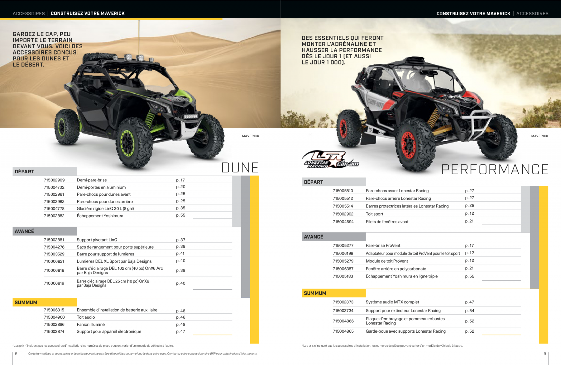 catalogue-accessoires-can-am-off-road-2021-maverick-X05