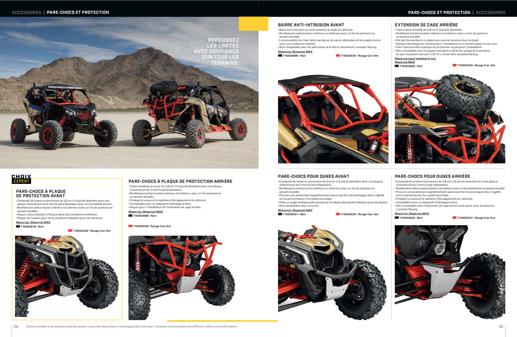 catalogue-accessoires-can-am-off-road-2021-maverick-X13