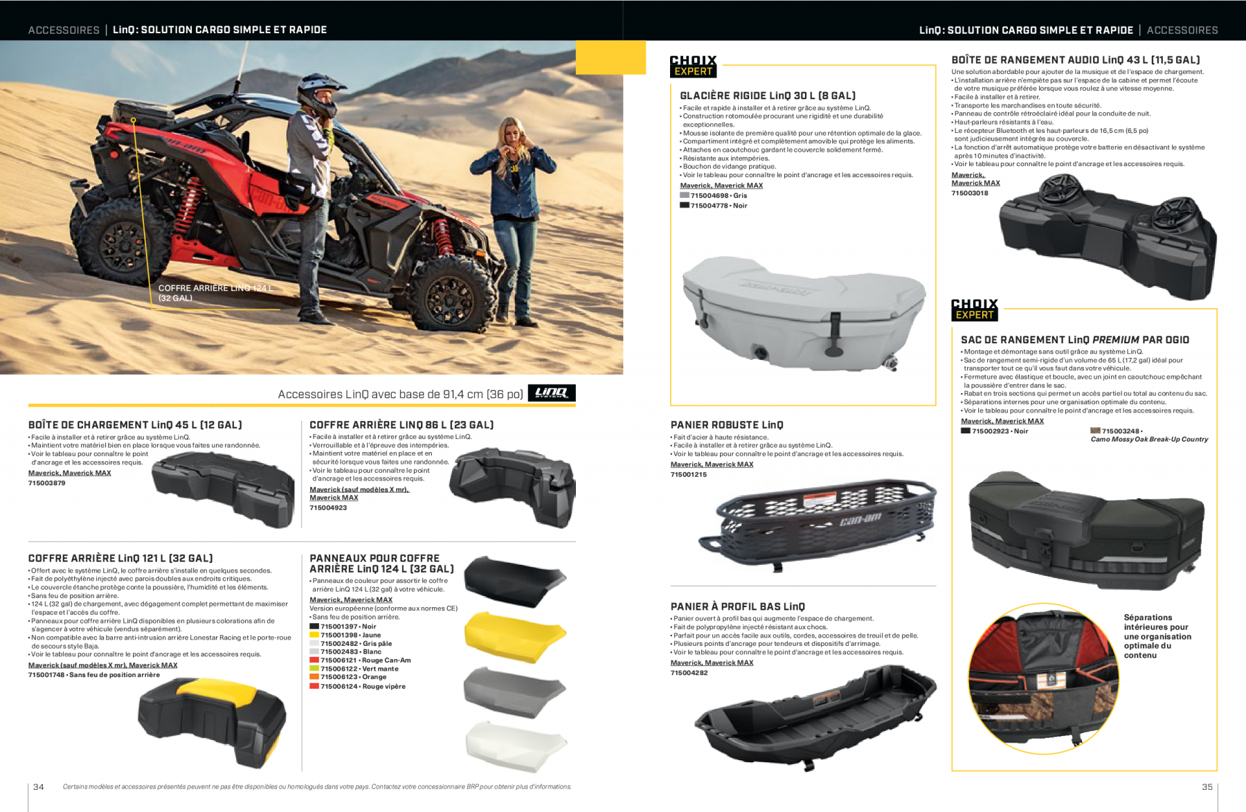 catalogue-accessoires-can-am-off-road-2021-maverick-X18