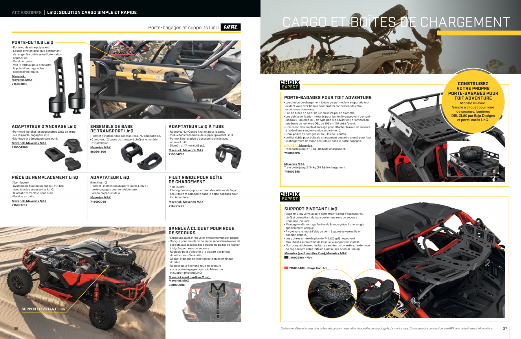 catalogue-accessoires-can-am-off-road-2021-maverick-X19