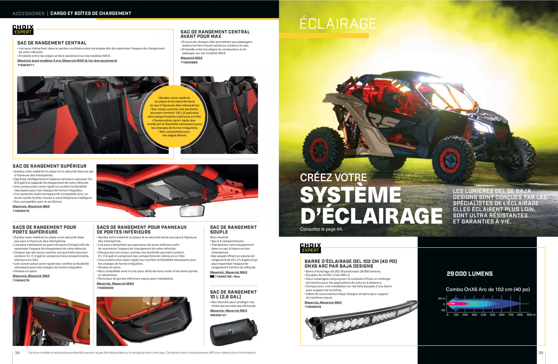 catalogue-accessoires-can-am-off-road-2021-maverick-X20
