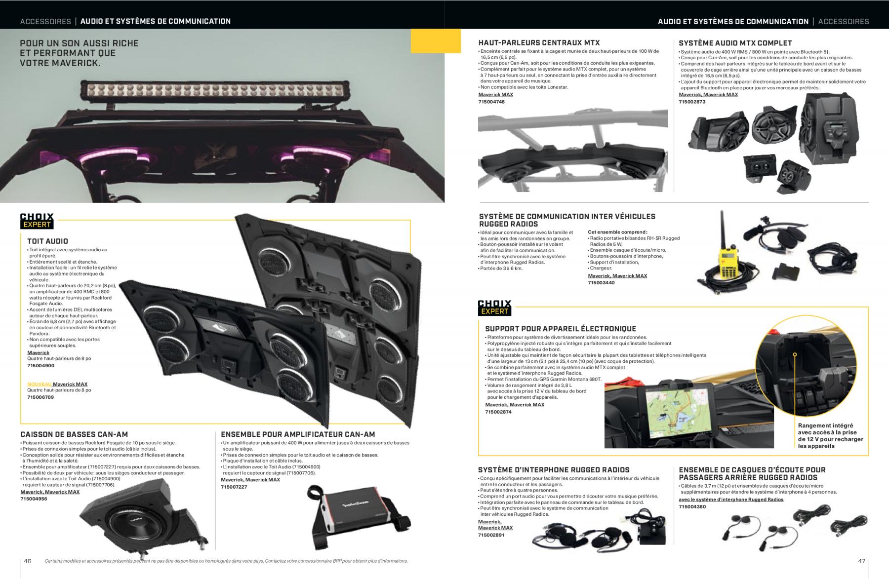 catalogue-accessoires-can-am-off-road-2021-maverick-X24