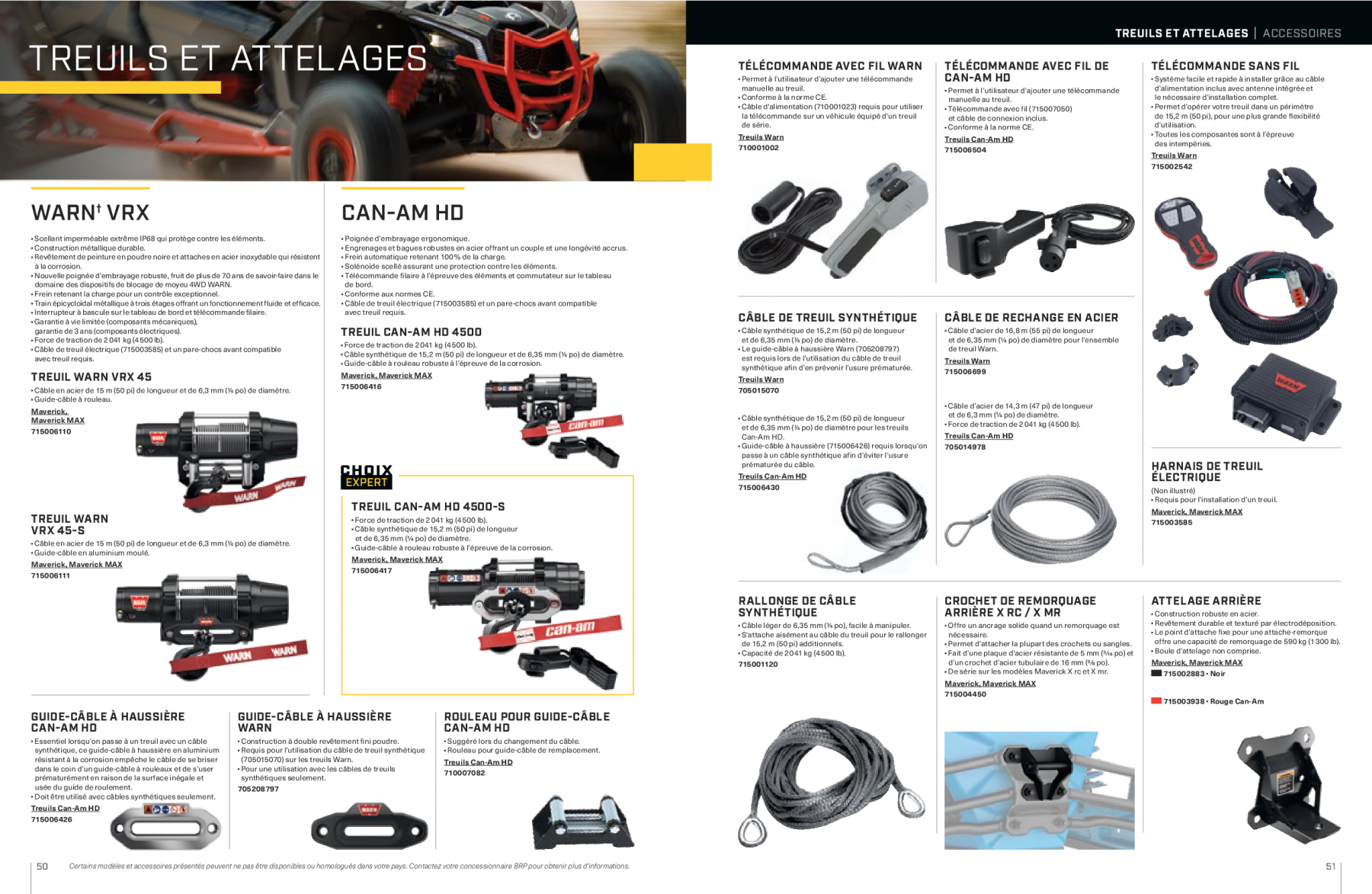 catalogue-accessoires-can-am-off-road-2021-maverick-X26