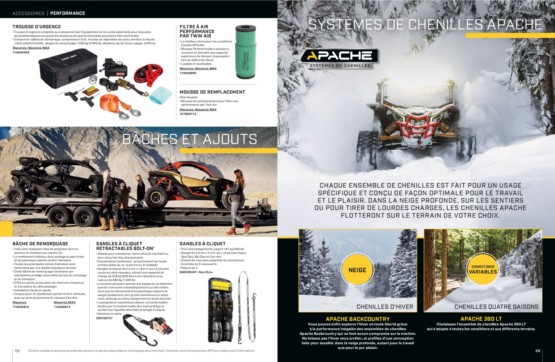 catalogue-accessoires-can-am-off-road-2021-maverick-X30