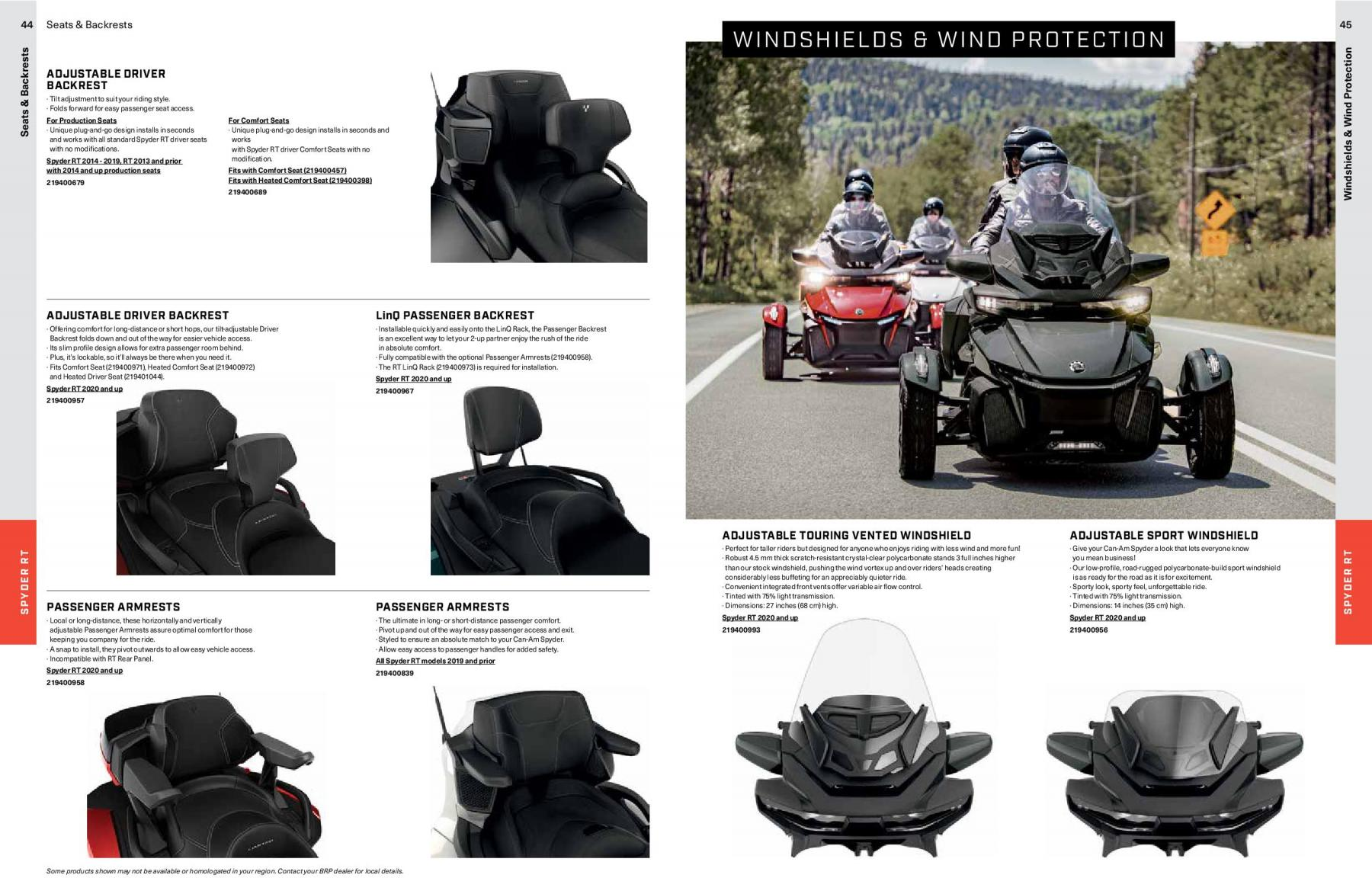 BRP_Can_Am_accessoires_On_Road_motricity_chenove24